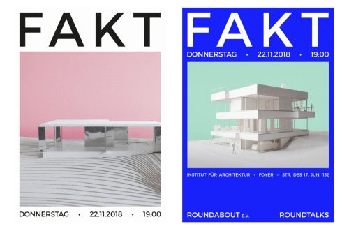 FAKT – Office for Architecture | News